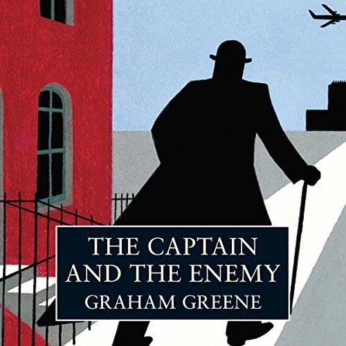 The Captain and the Enemy cover art