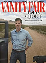 Vanity Fair Magazine (April, 2019) Beto O'Rourke Cover