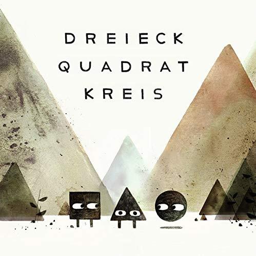 Formen: Dreieck, Quadrat, Kreis