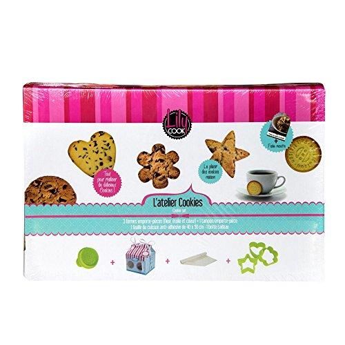 Coffret Cadeau - L'Atelier Cookies - 7 Pcs
