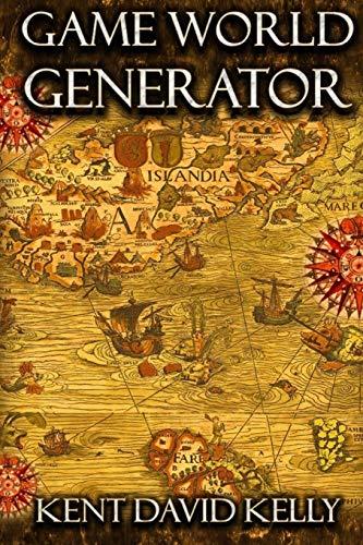 Game World Generator: Castle Oldskull Gaming Supplement GWG1