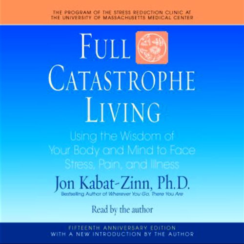 Full Catastrophe Living audiobook cover art
