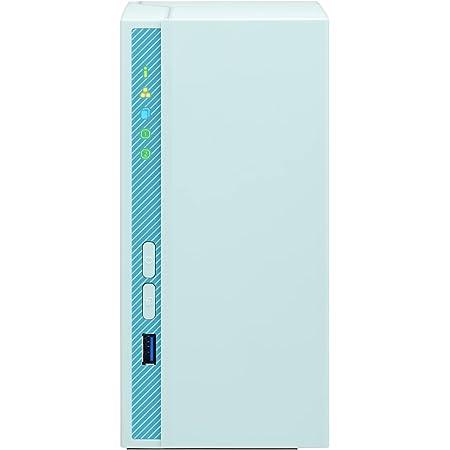 QNAP TS-230 2-Bay Realtek RTD1296 ARM Cortex-A53 Quad-core 1.4 GHz Processor, 2GB DDR4 RAM