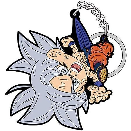 ドラゴンボール超 身勝手の極意 悟空つままれキーホルダー