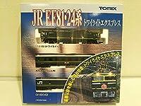 Nゲージ TOMIX EF81形・24系25形 (トワイライトエクスプレス) 基本セット 92459