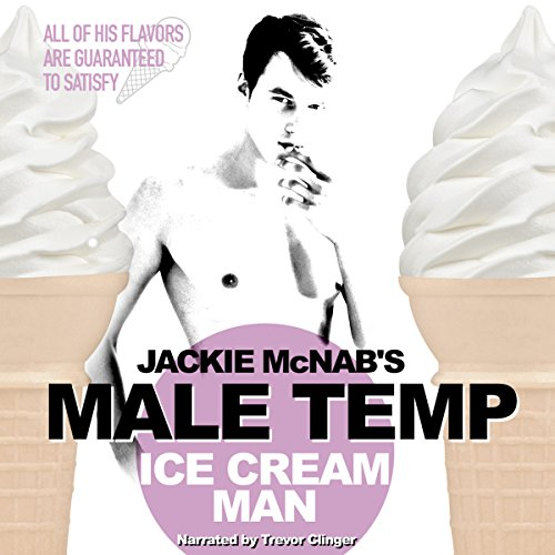Male Temp: Ice Cream Man audiobook cover art