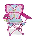 Melissa & Doug- Butterfly Chair, Multicolor (16693)