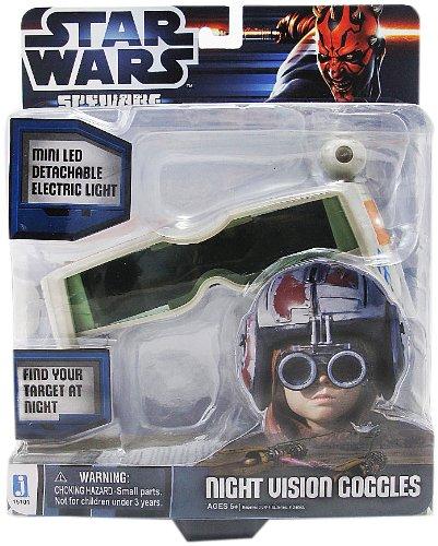 Jazware - 15101 - Jeu d'imitation - Star Wars - Spy Masque de Vision Nocturne