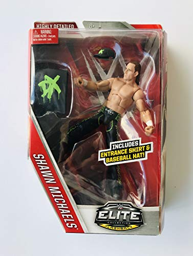 WWE, Elite Collection Flashback, Shawn Michaels [DX] Exclusive Action Figure