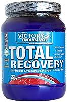 Victory Endurance Total Recovery. Maximiza la recuperación después del entrenamiento. Enriquecido con electrolitos y...