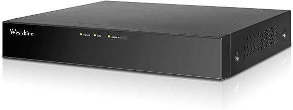 Westshine 16CH 5MP DVR H.265 CCTV Security Digital Video Recorder,4K output/P2P Cloud/Motion Detection Email Alert/Remote ...