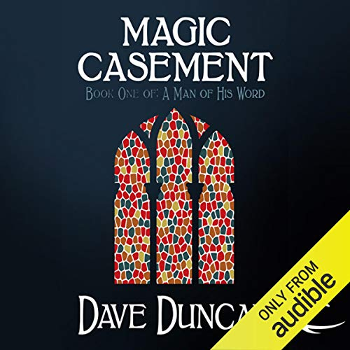 Couverture de Magic Casement