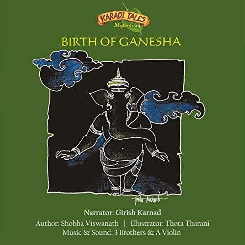 Birth of Ganesha cover art