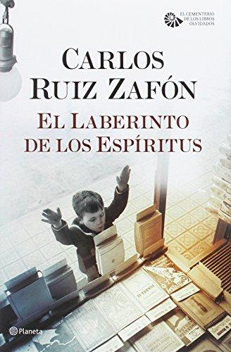 Pack: El laberinto de los espíritus + Librito con los pasajes y paisajes de la novela