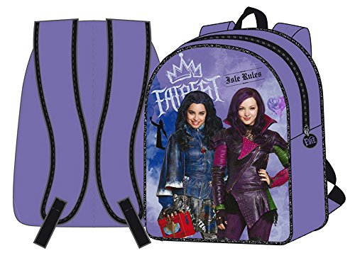 DISNEY-Mochila descendientes descendientes 30 cm
