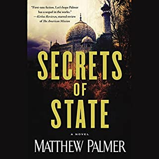 Secrets of State audiobook cover art