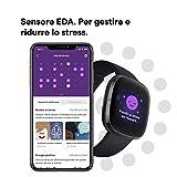 Zoom IMG-2 fitbit sense smartwatch evoluto con