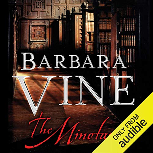 The Minotaur                   By:                                                                                                                                 Barbara Vine                               Narrated by:                                                                                                                                 Siân Thomas                      Length: 11 hrs and 22 mins     25 ratings     Overall 4.1
