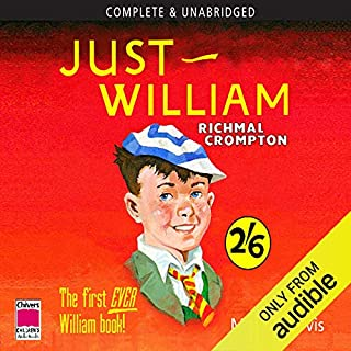 Just William cover art