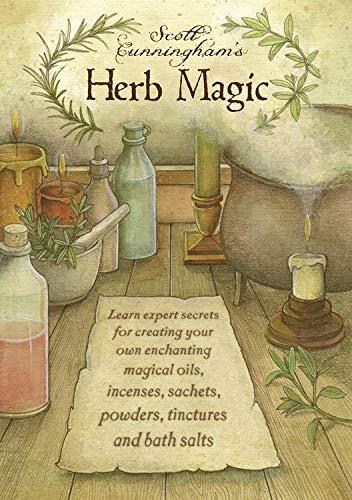 Scott Cunningham's Herb Magic [USA]