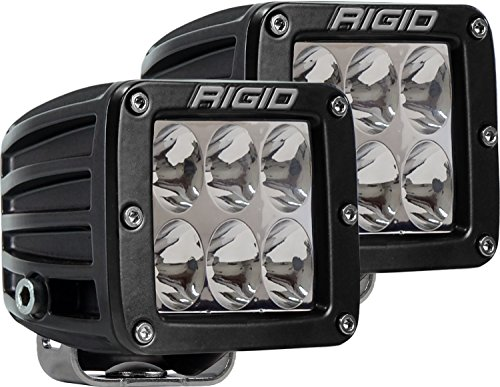 Rigid Industries D-Series Pro Specter-Driving LED – Paar – Schwarz