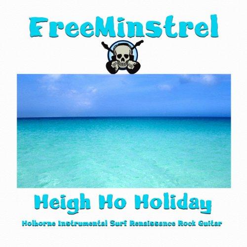 Heigh Ho Holiday - Holborne Instrumental Surf Renaissance Rock Guitar