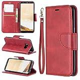 Sac de téléphone portable Étui pour Samsung Galaxy S8 Portefeuille Multifonctionnel Téléphone...