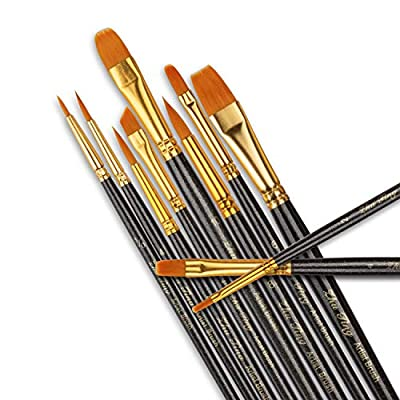 StarVast Professional Paint Brush Set