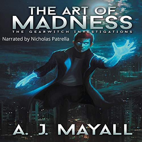 The Art of Madness audiobook cover art