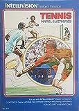 Tennis - Intellivision (GateFold Box International Version)