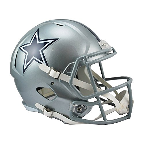 Riddell NFL Dallas Cowboys Full Size Speed Replica Football Helmet