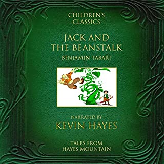 Jack and the Beanstalk (Annotated): Tales from Hayes Mountain cover art