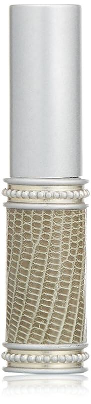 代表する物質構想するヒロセアトマイザー メタルリザード 28200 SV (メタルリザード シルバー) リザード本革巻き