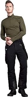 EM-EL Bogner Sport Men's Harrison 1/4 Zip Techno Meryl Jersey Base Layer