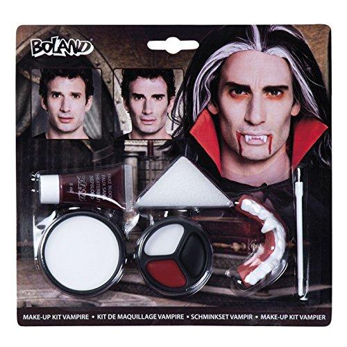 Kit maquillaje maquillaje Vampiro Taglia
