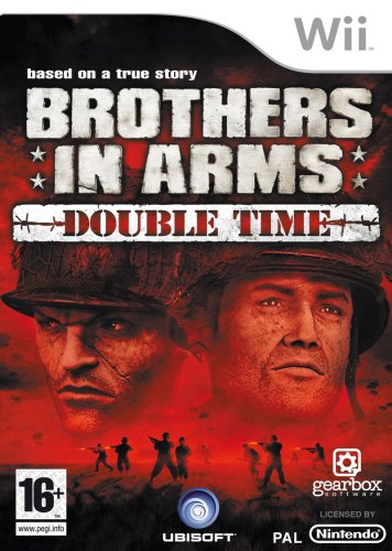 Brothers In Arms: Double Time (Wii) [Import anglais]
