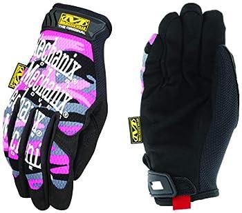 Mechanix Wear MG-72-520   The Original Women s Pink Camo Work Gloves  Medium Camouflage