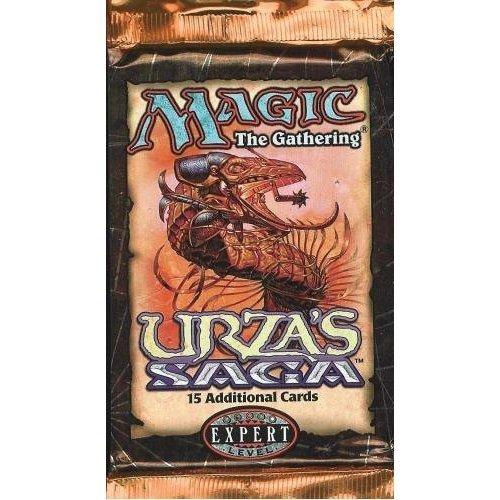 Magic the Gathering Urza's Saga Booster Pack