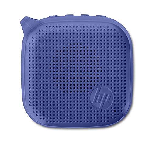 HP Super Portable Splash Resistant Bluetooth Mini Speaker 300 with Built-in Microphone and Aux (2CB32AA)