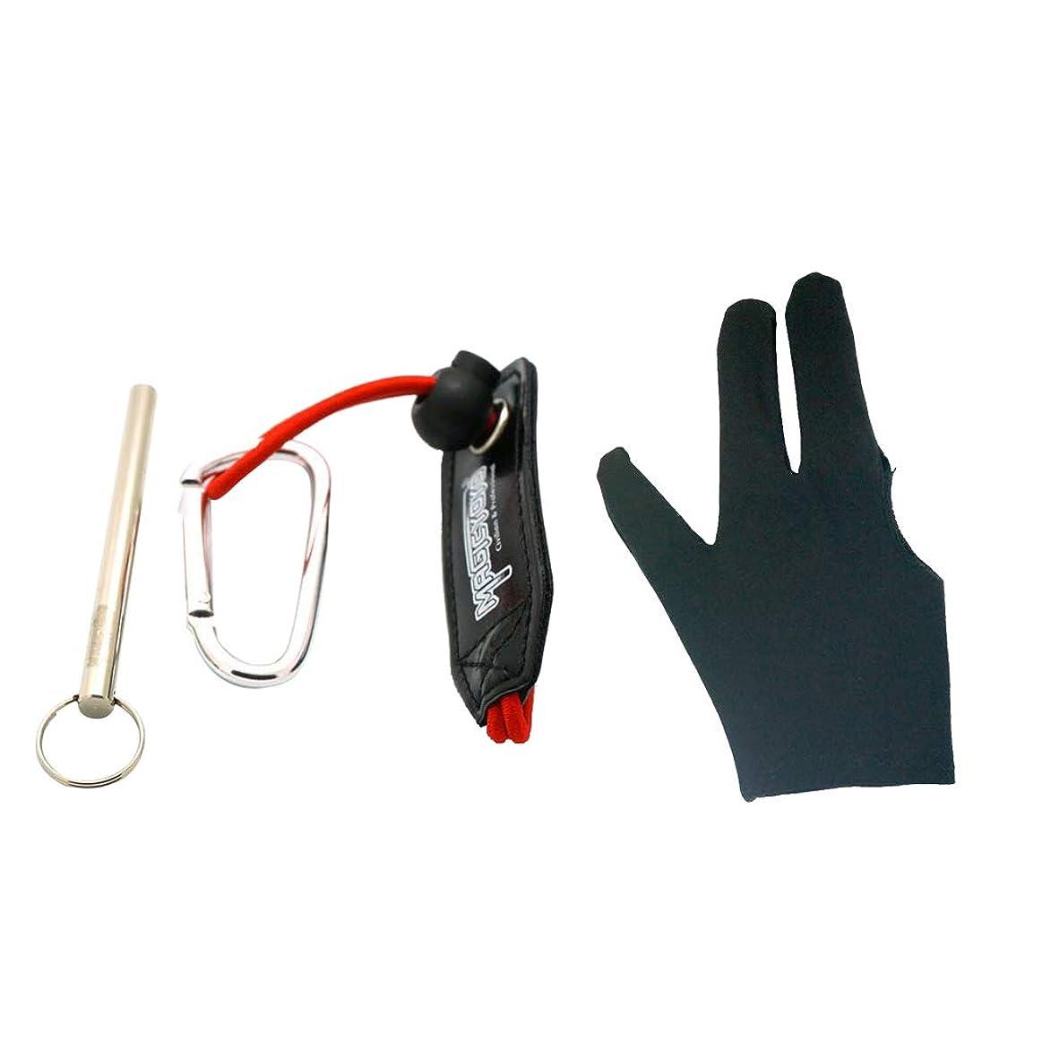 ひらめき壁トランペット手袋ツールセット ヨーヨーウエストホルダー ベアリング除去 プロヨーヨー用 アクセサリー