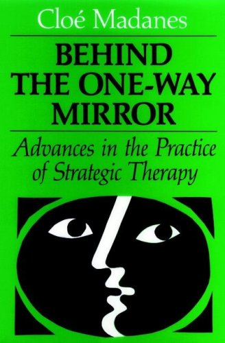 Behind the One-way Mirror: Advances in the Practice of Strategic Therapy (Society & Behavioural Science S.)