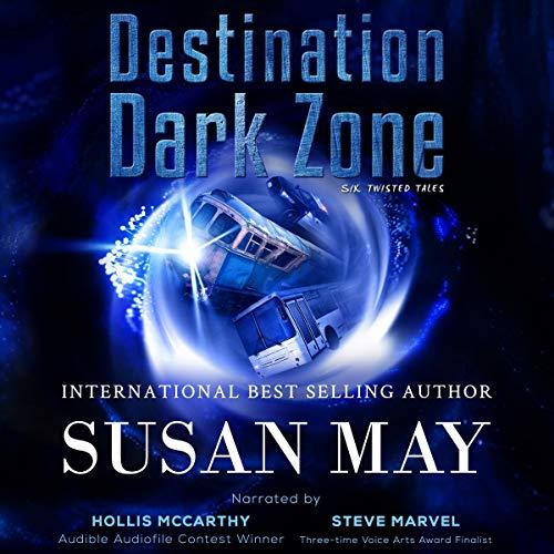 Destination Dark Zone audiobook cover art
