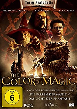 The Colour of Magic ( Terry Pratchett's The Colour of Magic ) ( The Color of Magic ) [ NON-USA FORMAT, PAL, Reg.2 Import - Germany ] by Jeremy Irons