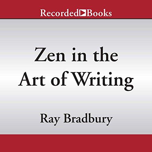 Zen in the Art of Writing audiobook cover art