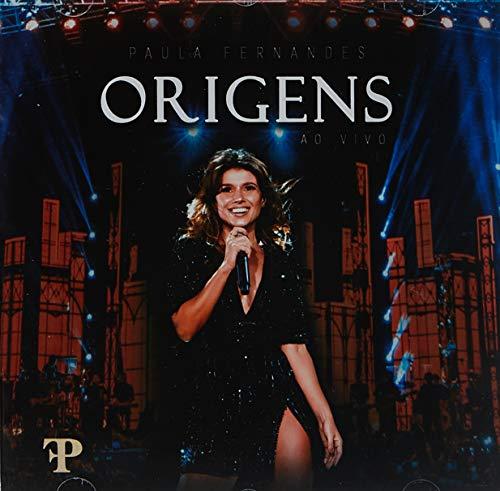 Paula Fernandes - Origens - CD