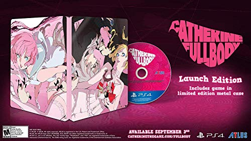 Catherine: Full Body Launch Edition - PlayStation 4