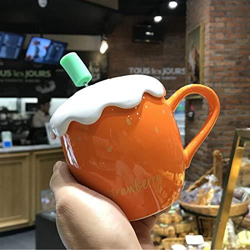 Dong Handgemachte Keramiktassen | Tierische Muster | Familien- Und Kinder-Tassen | Kaffee Und Tee | Bunte Vintage-Designs (Mit Mustern)