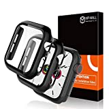MP-MALL [2 Pack] Case for Apple Watch Series 6/5/4 and Apple Watch SE 44mm with...