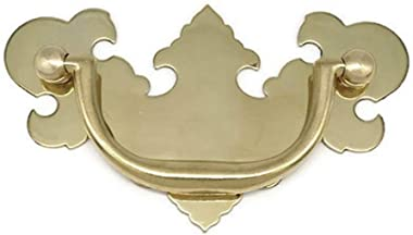 """Chippendale Drawer Pulls 3"""" CC - Colonial Revival Furniture Drawer Pull - Antique Drawer Pulls"""