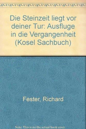 Die Steinzeit liegt vor deiner Tür. Ausflüge in die Vergangenheit by Richard Fester (1981-09-05)